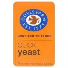 Yeast 125 gm