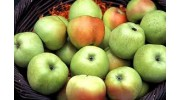 cooking apples priced per 0.5 kg